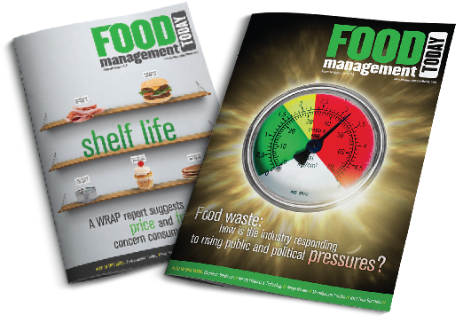 Food Management Today magazine covers