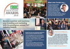 2018 FMT Awards partnership marketing
