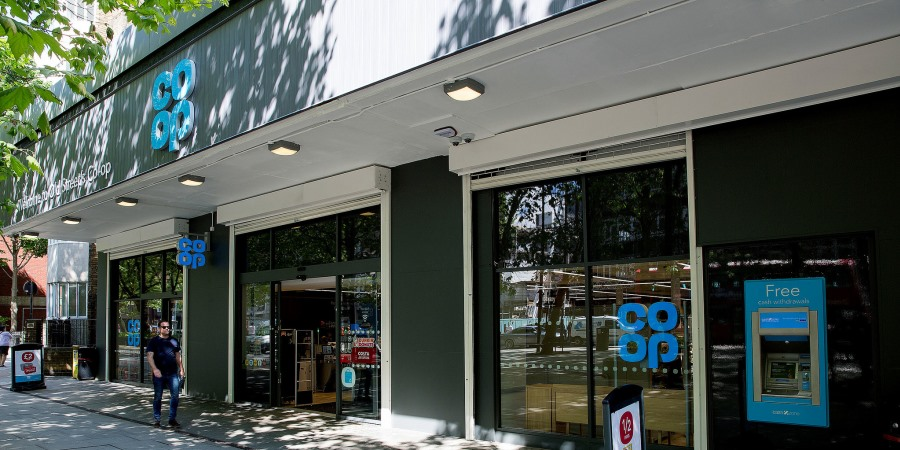 Co-op reveals growth in food profits
