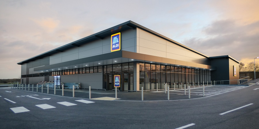 Aldi reports record results for 2016