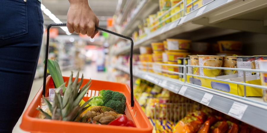 Discounter retailers popular with 77% of richer households