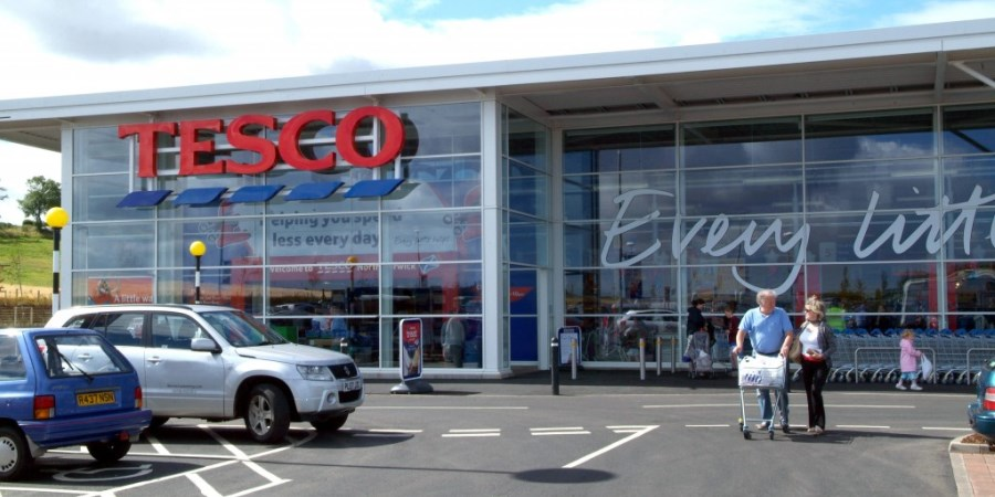 Tesco sees 12th consecutive quarter of growth