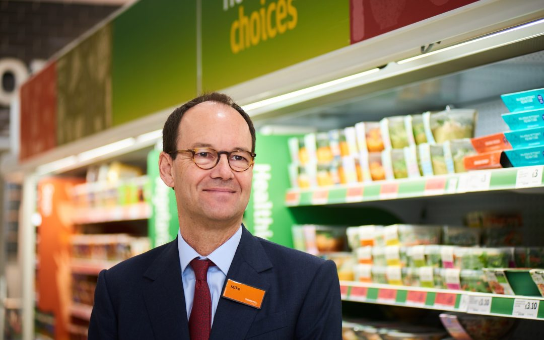 Sainsbury's grocery sales up 0.5%