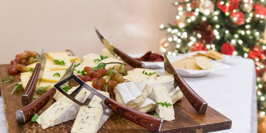 Cheese at the top of premium shopping this Christmas