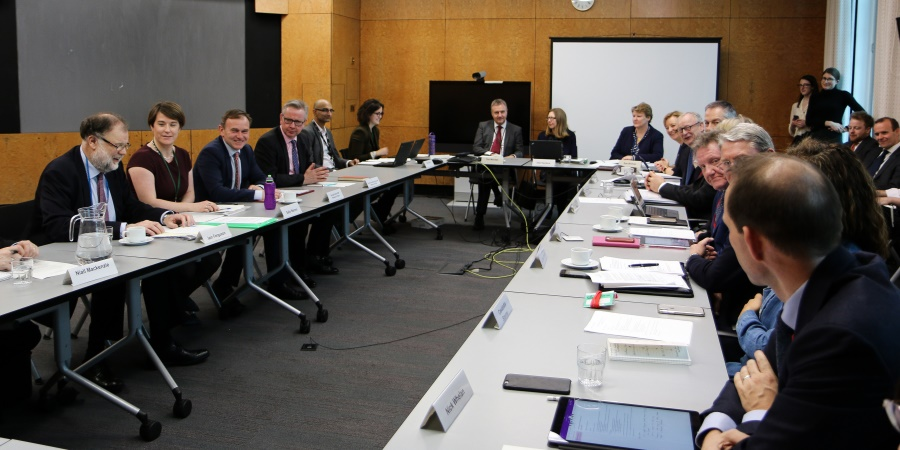 Food and Drink Sector council agrees on annual priorities