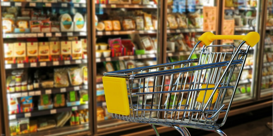 Grocery sales increase during cold weather
