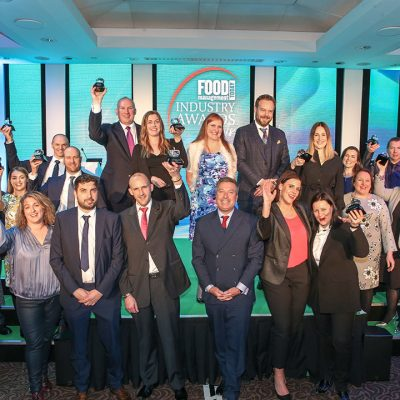 The 2018 FMT Food Industry Awards winners.