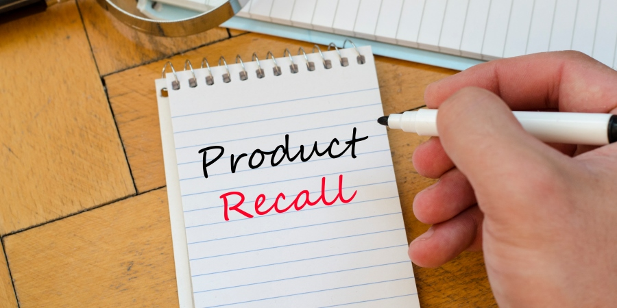 Increase in EU food recalls