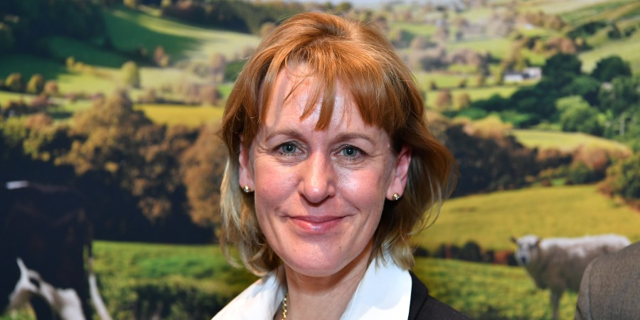 Minette Batters elected as National Farmers' Union president