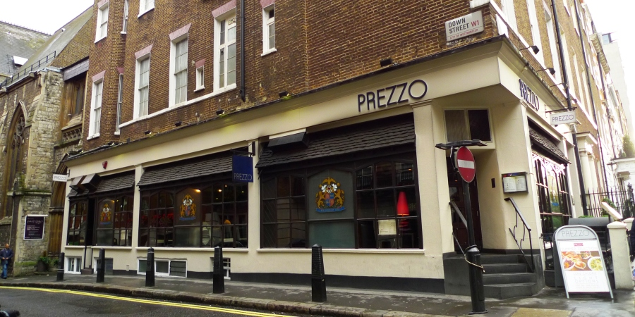 Prezzo to shut 100 restaurants