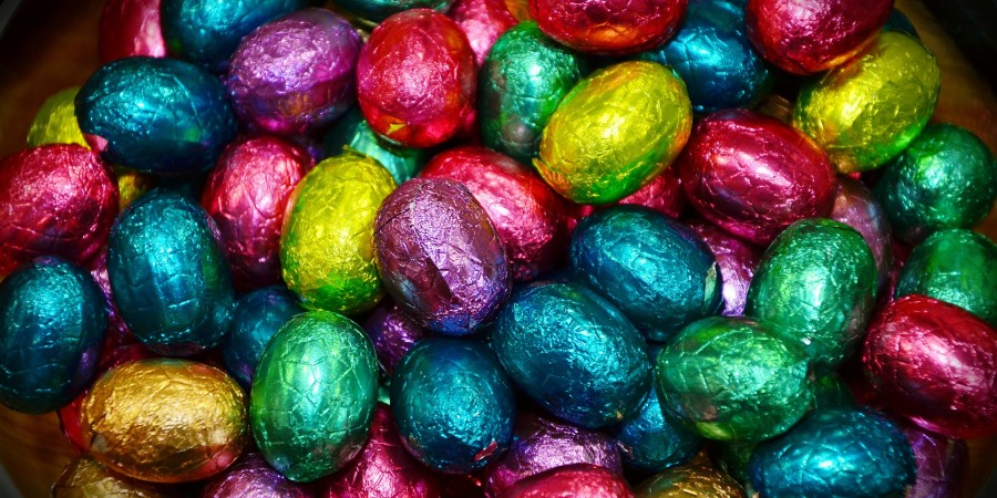 Easter chocolate launches up 23%