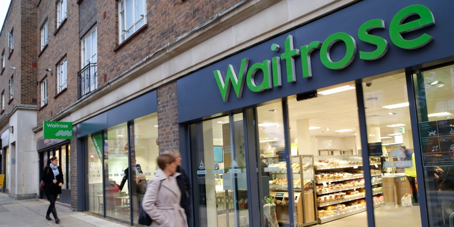 Waitrose profits slip despite increase in sales