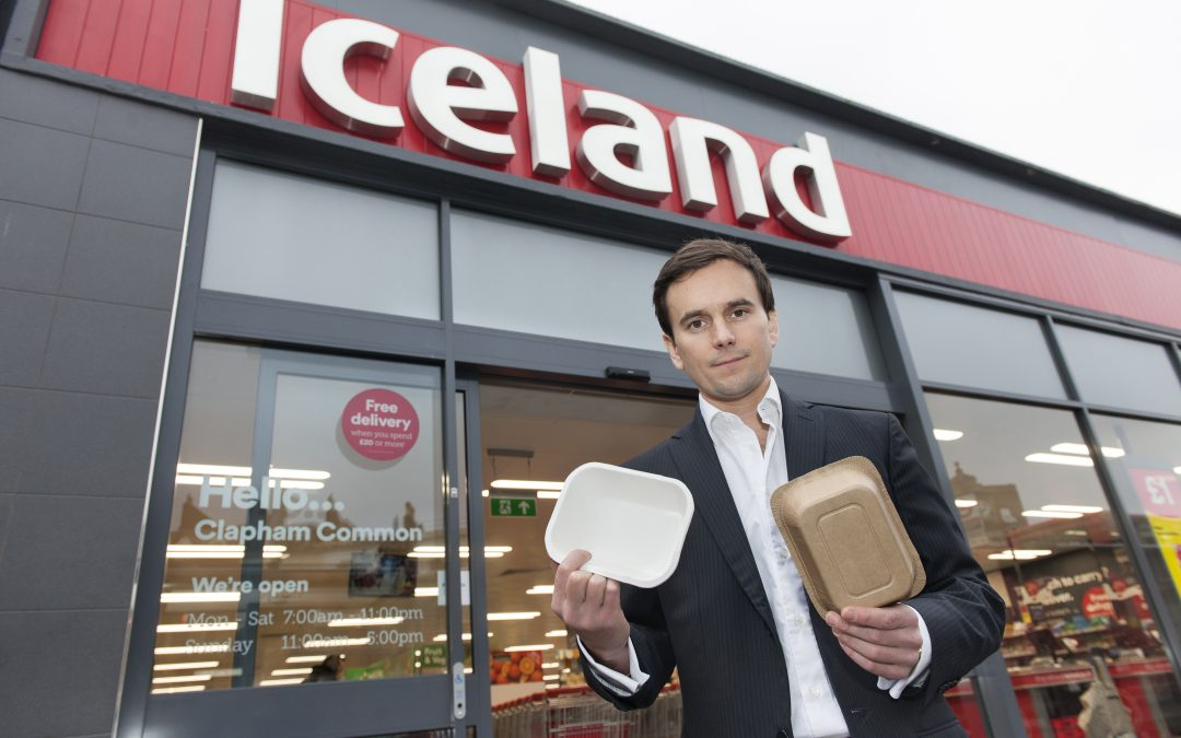 Iceland furthers plastic reduction pledge with reverse vending machine