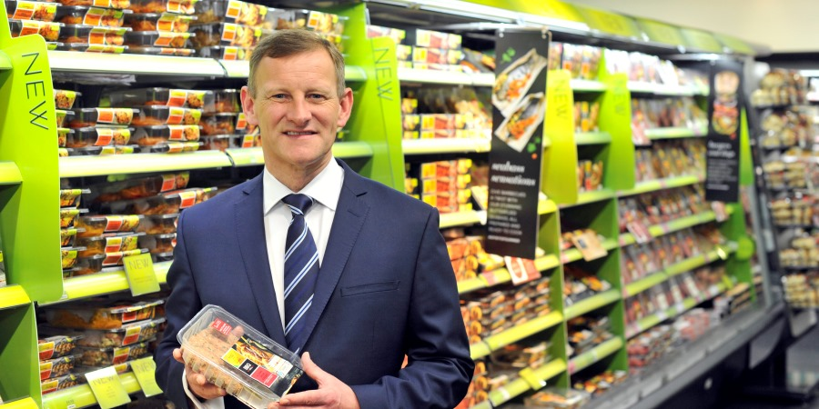 M&S Food business outperforms market