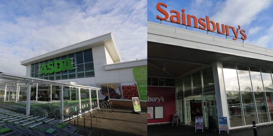 Sainsbury's-Asda merge at risk