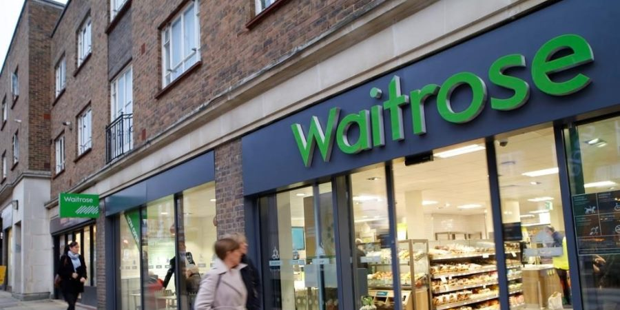 Waitrose profits dip as part of John Lewis Partnership