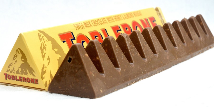 Toblerone to change size