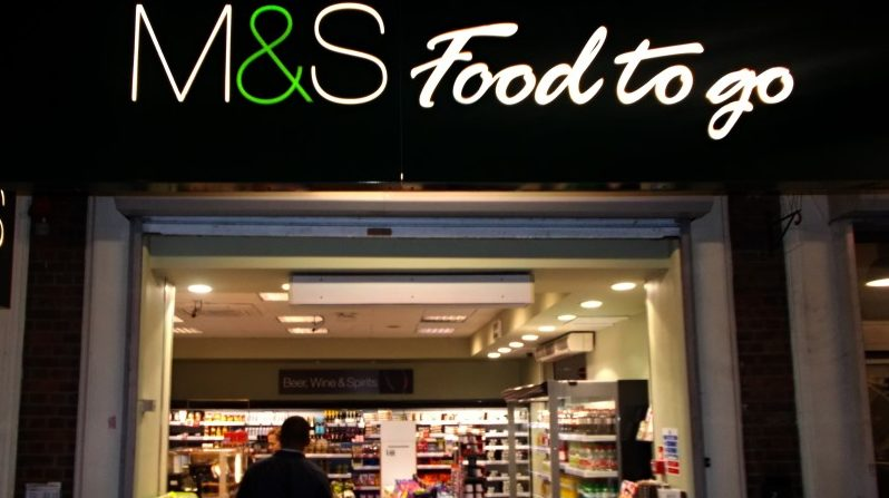 Marks & Spencer establishes joint venture with Ocado