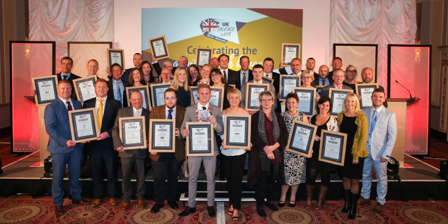UK Sausage Week 2018 awards winners crowned