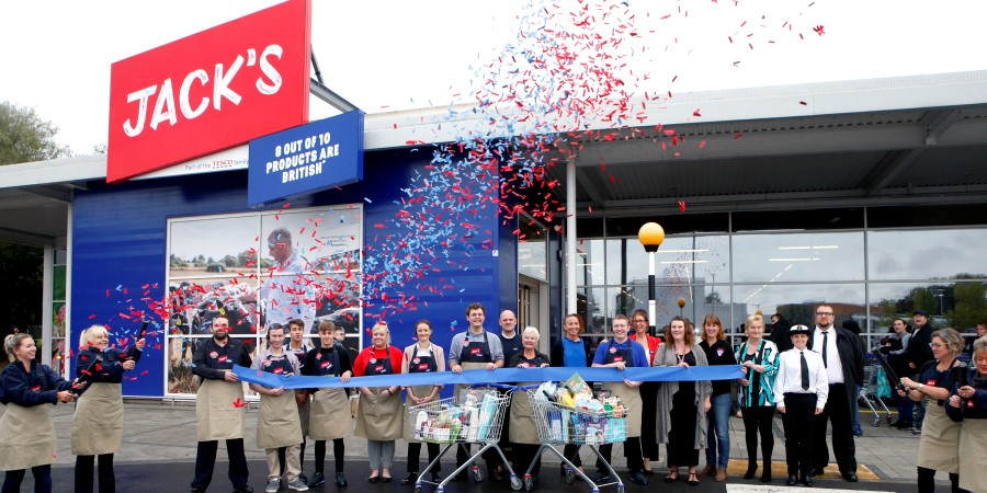Further Jack's discount stores open