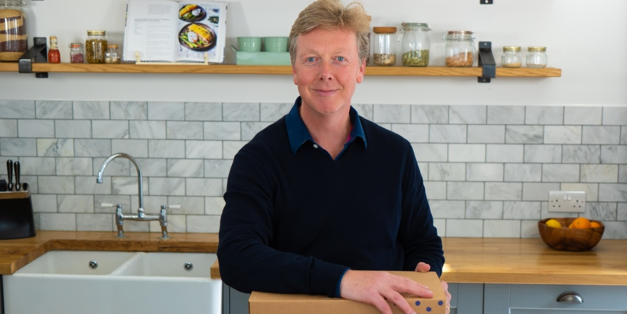 Former Marks & Spencer executive becomes Mindful Chef CEO