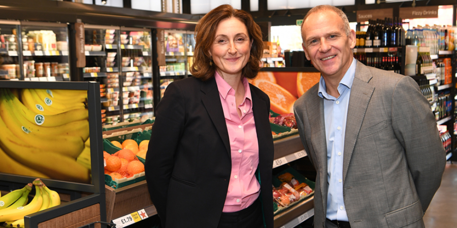 Tesco partners with WWF for food sustainability