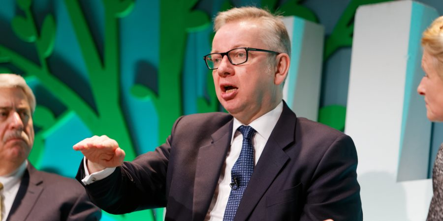 Food industry warns Gove in urgent letter