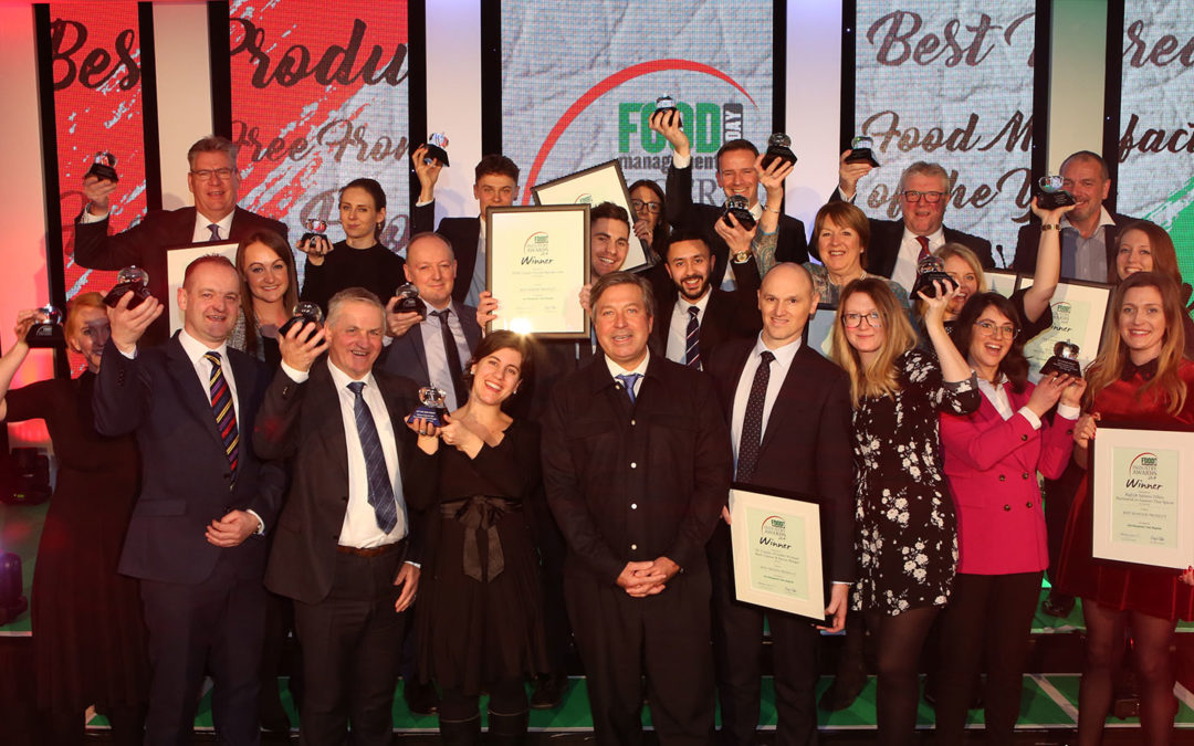 John Torode rewards industry's finest at FMT Food Industry Awards