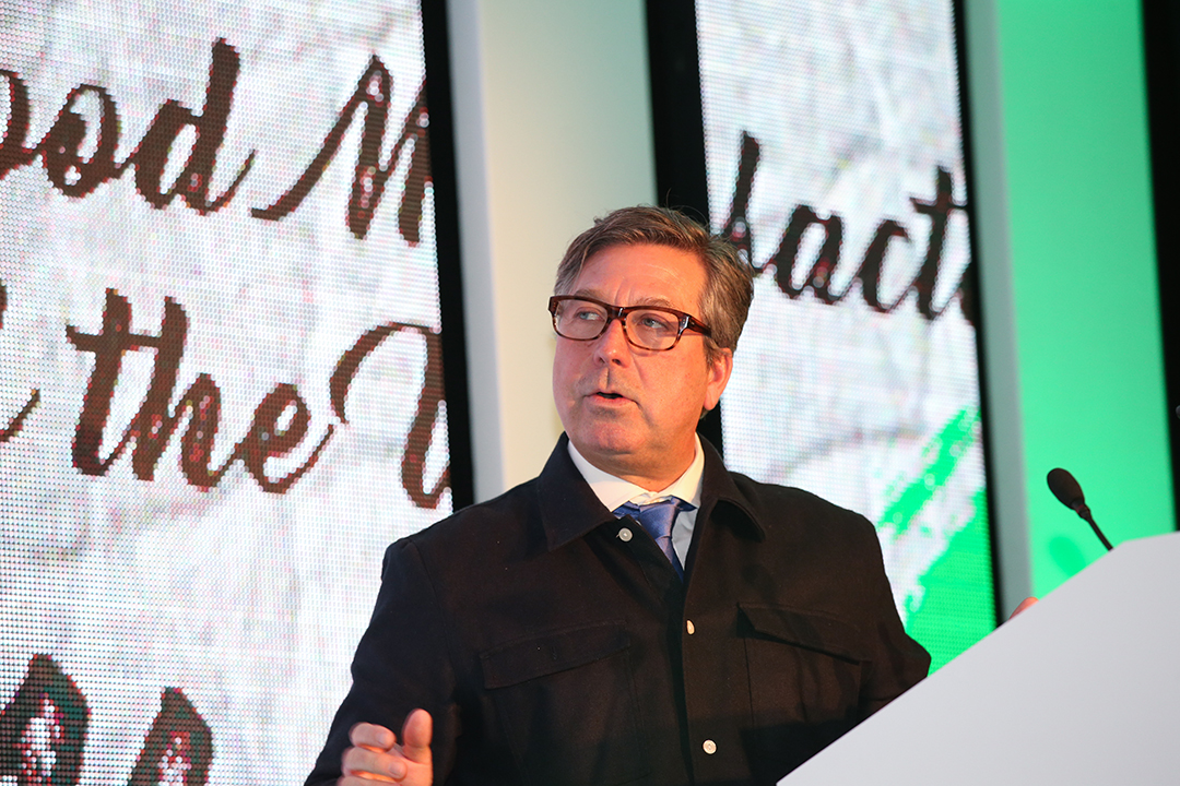 Host John Torode