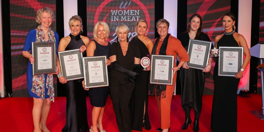 Industry dinner for Women In Meat Awards set for a sell out