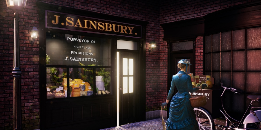 Sainsbury's celebrates its 150th birthday with pop-up experience for the general public