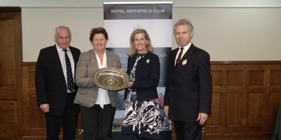 Former Waitrose director awarded Bicentenary Trophy