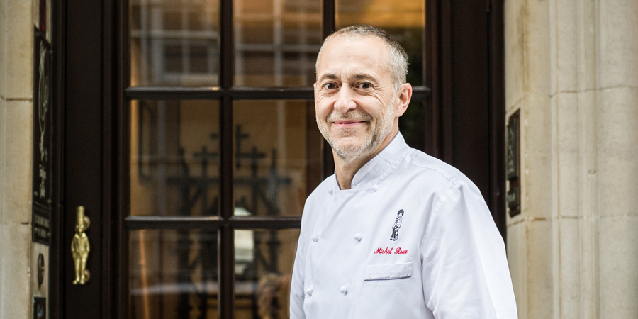 Michel Roux Jr. to host FMT Food Industry Awards