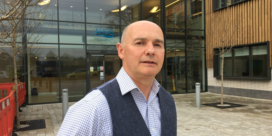 Nic Parsons to move from Tesco to join AHDB Dairy