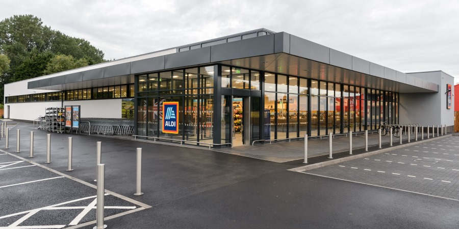 Aldi extends food donation scheme