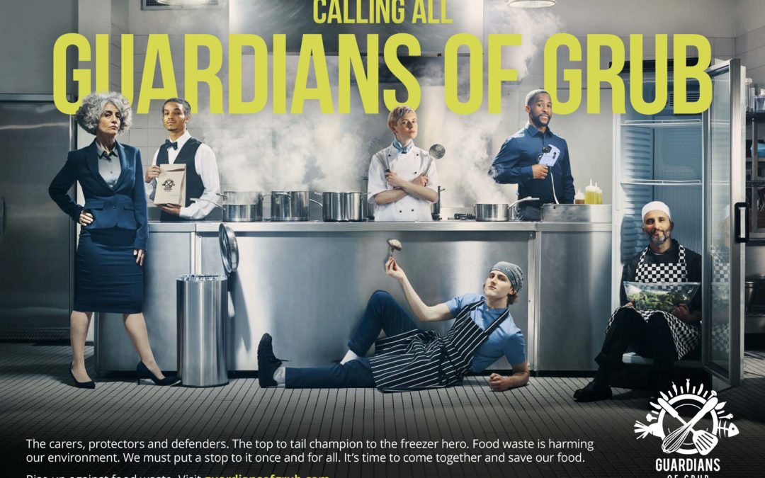 'Guardians of Grub' launch to beat food waste