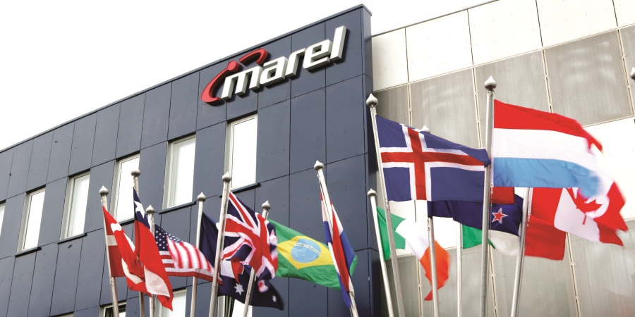 Equipment supplier Marel to be listed on Amsterdam's Euronext