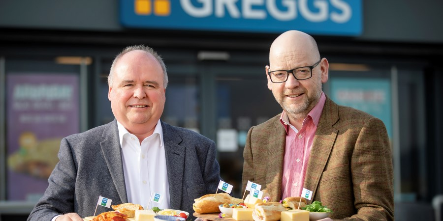 Dale Farm secures cheese supply contract with Greggs