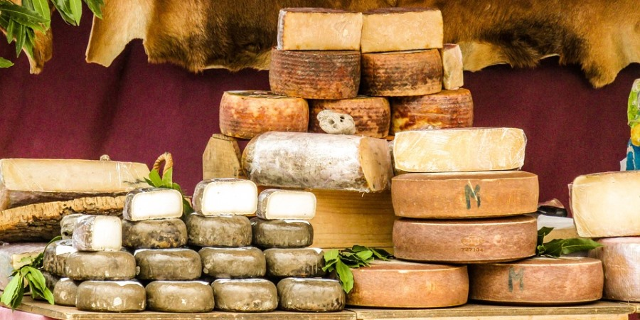 Academy of Cheese secures funding for Heritage Project