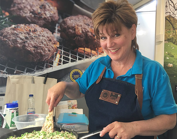 HCC will be cooking up a storm at The Royal Welsh Show