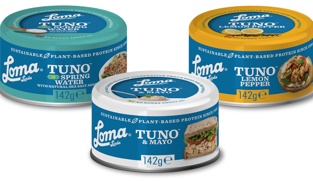 Loma Linda plant-based products secures deal with four UK wholesalers