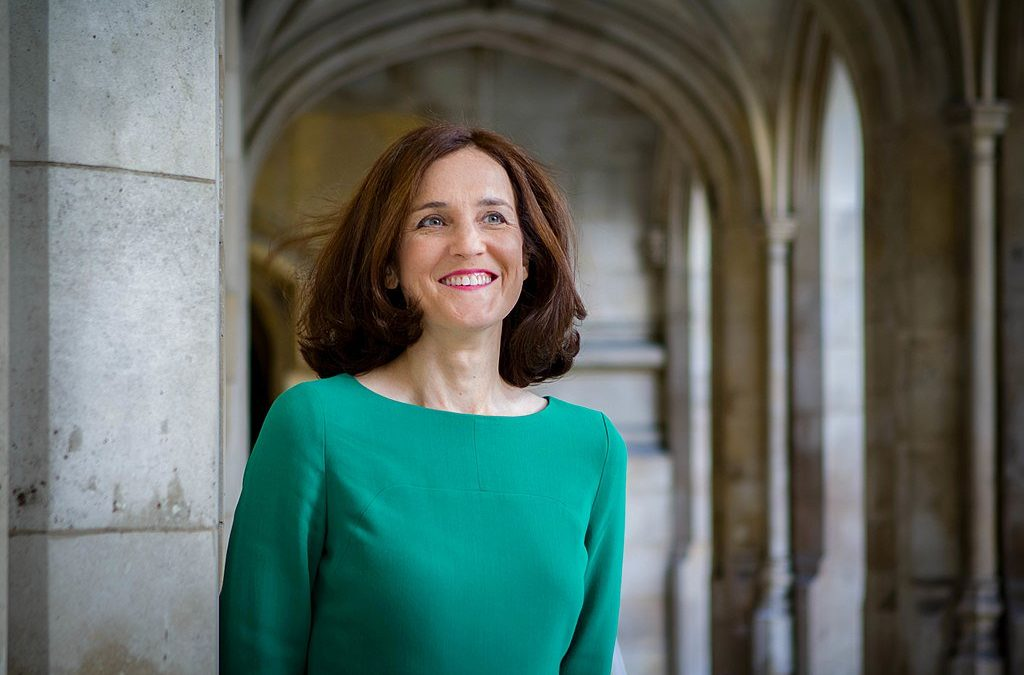 Theresa Villiers replaces Michael Gove at Defra