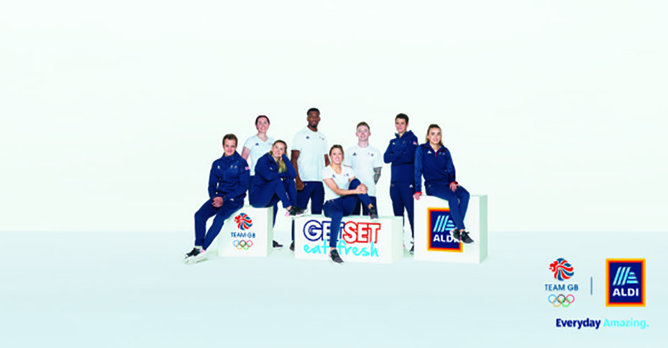 Aldi launches Team GB competition