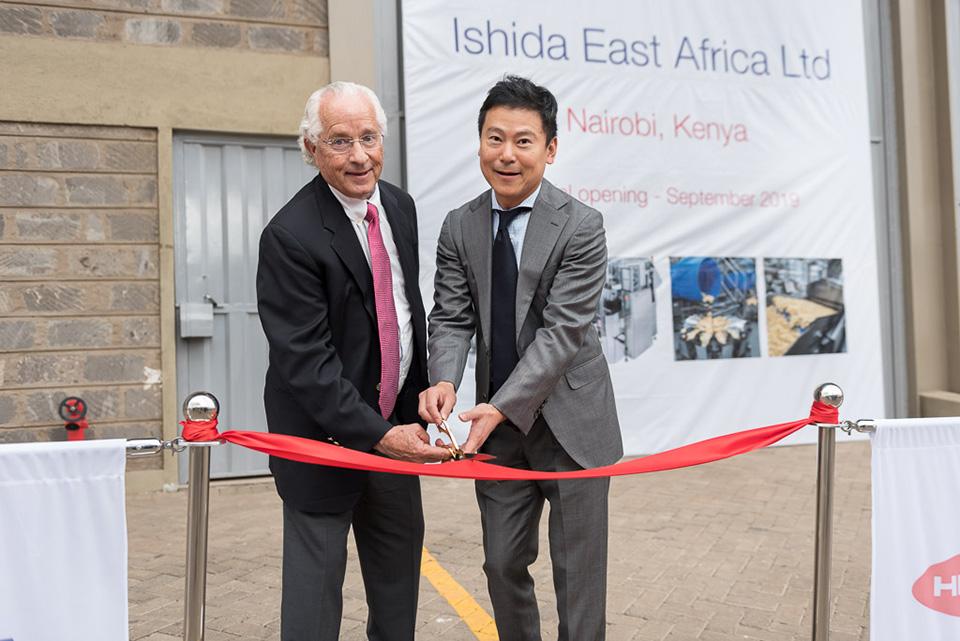 Ishida opens East African office
