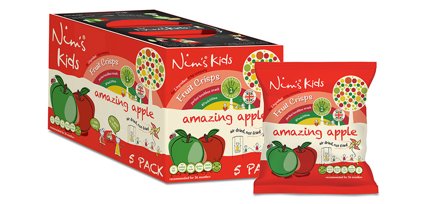 Waitrose is first supermarket to list Nim's Kids multi-pack range