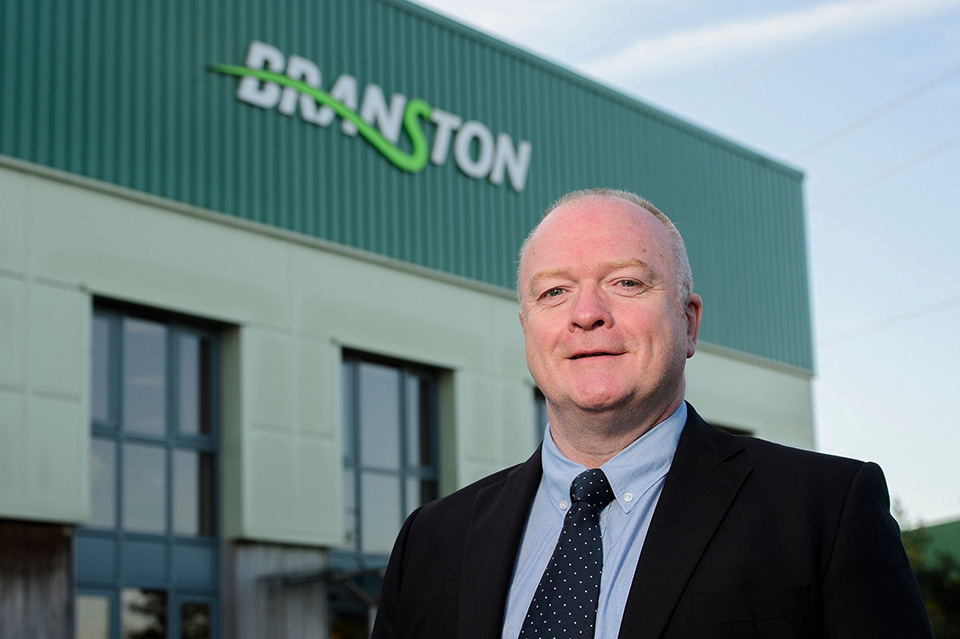 Peter Quinn joins Branston board as non-executive director
