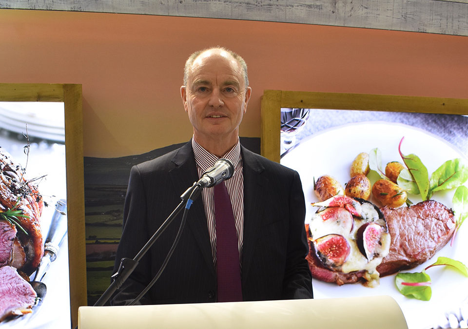 """""""We'll do all we can to keep export markets open"""" says HCC chairman"""