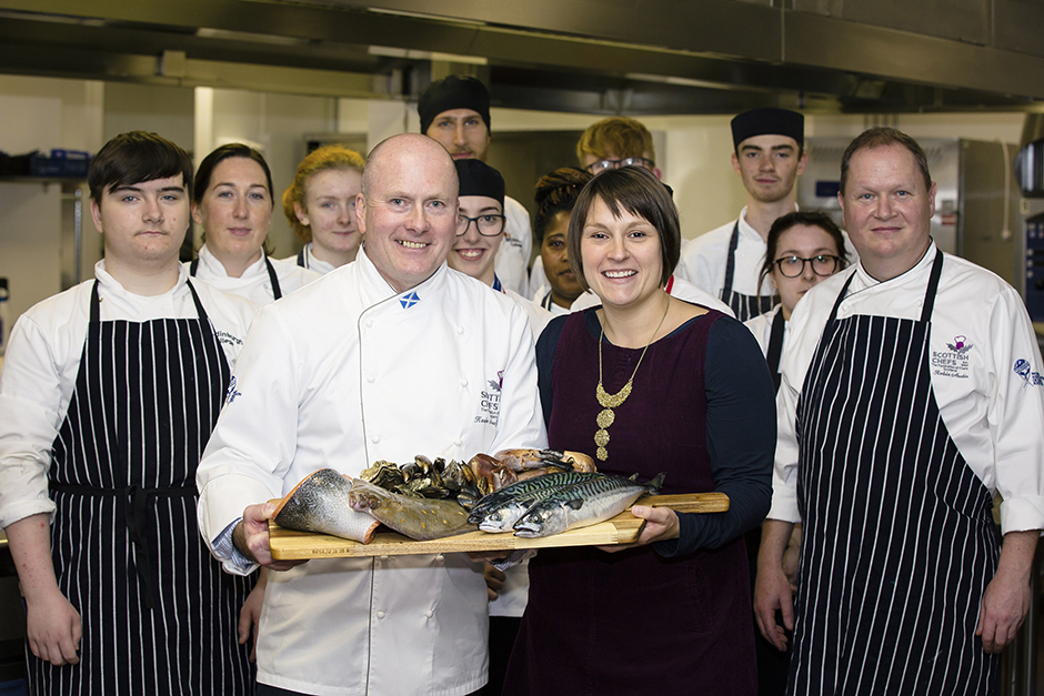 Seafood Scotland and Scottish Chefs enter inaugural partnership worth over £10,000