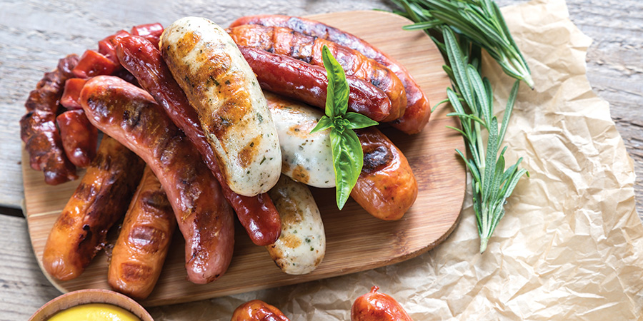 UK Sausage Week starts on Monday 28th October