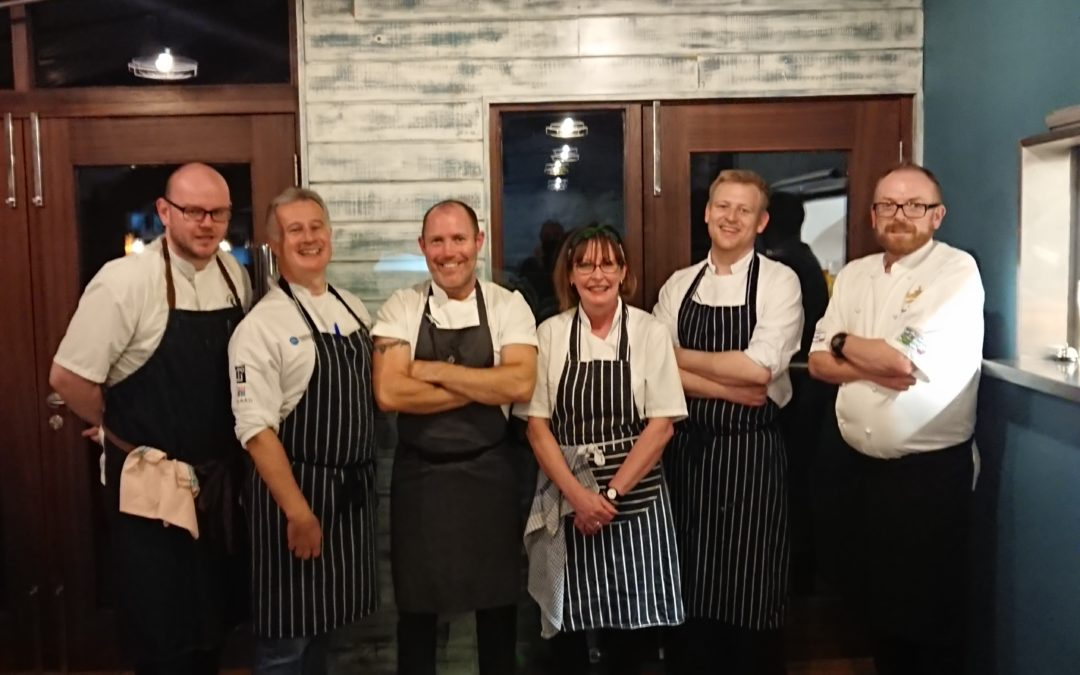 Devon dinner celebrates West Country beef & lamb